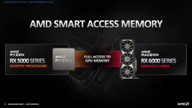 Photo of AMD RX 6000 funcionará mejor con un Ryzen 5000 gracias a 'Smart Access Memory'