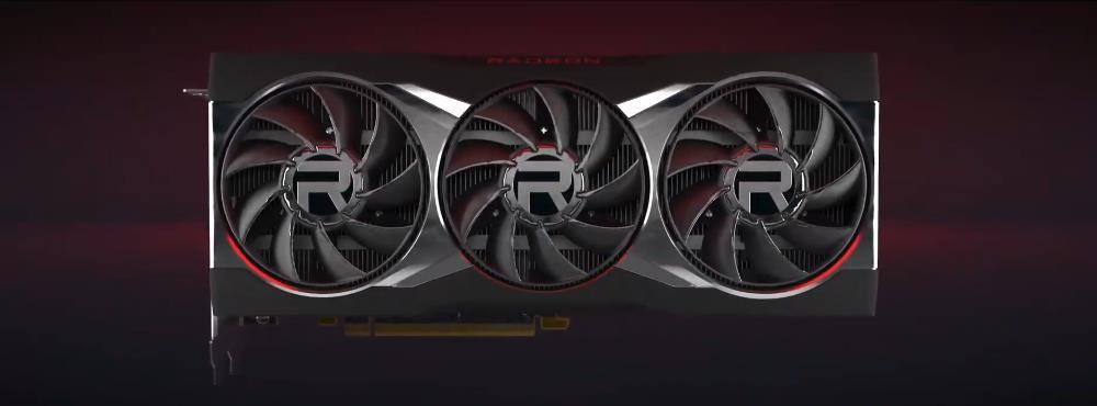 AMD Radeon RX 6900XT diseño disipador