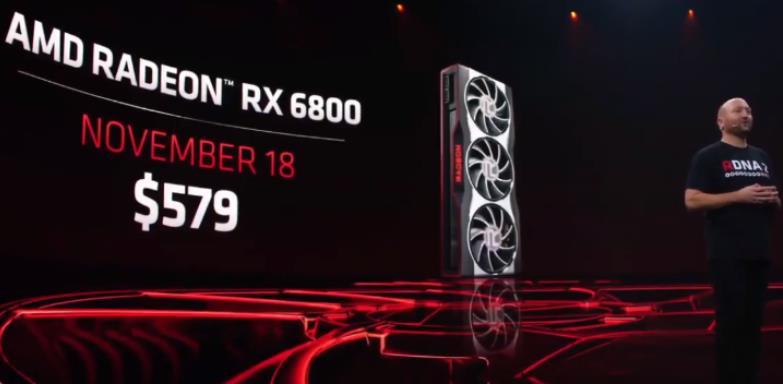 AMD RX 6800 precio