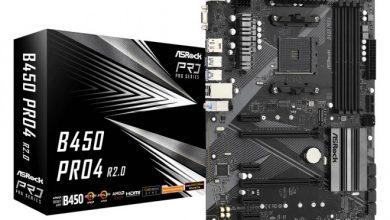 Photo of ASRock B450 R2.0, anunciados tres nuevos modelos pensando en Ryzen 5000