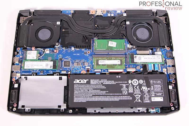 Acer Nitro 5 2020 Hardware