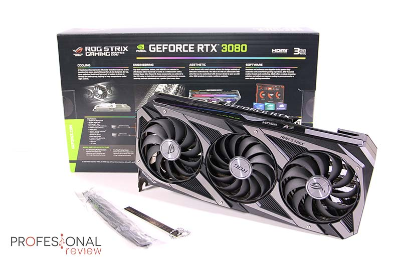 Asus ROG Strix RTX 3080 10G Gaming Review