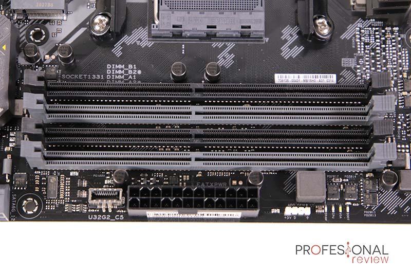 Asus TUF Gaming X570 Pro Wi-Fi RAM