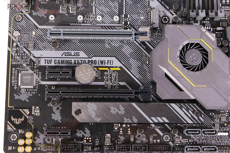 Asus TUF Gaming X570 Pro Wi-Fi M.2