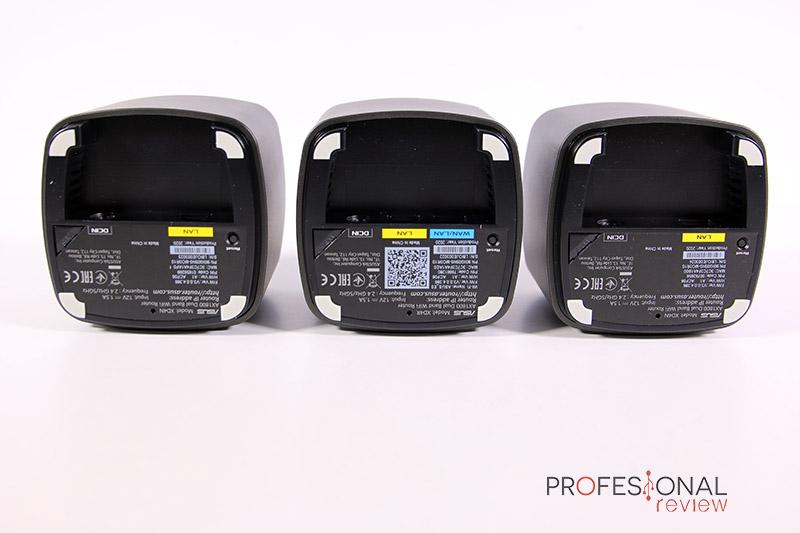 Asus ZenWifi AX Mini Puertos