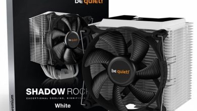 Photo of Be quiet! Shadow Rock 3 White llega al mercado por 59.99 euros