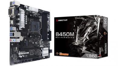 Photo of Biostar B450MX, Soporte de hasta 128GB de RAM 4333+ y mas