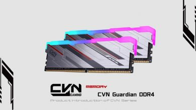Photo of Colorful lanza las memorias DDR4 CVN Guardian y WARHALBERD