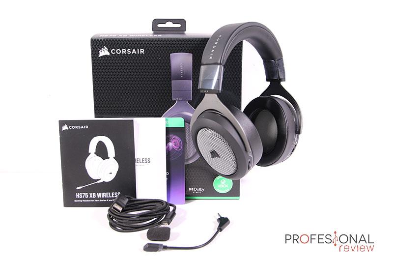 Corsair HS75 XB Wireless Review