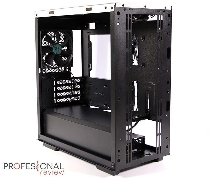 DeepCool MACUBE 110 Refrigeración