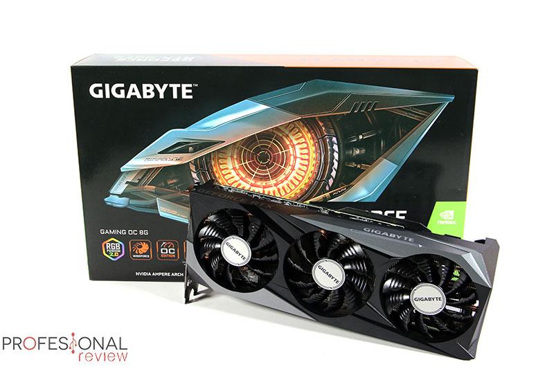 Gigabyte RTX 3070 Gaming OC 8G Review