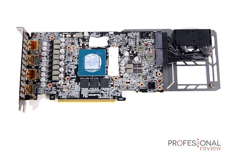 Gigabyte RTX 3070 Gaming OC 8G PCB