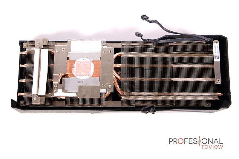 Gigabyte RTX 3070 Gaming OC 8G Disipador