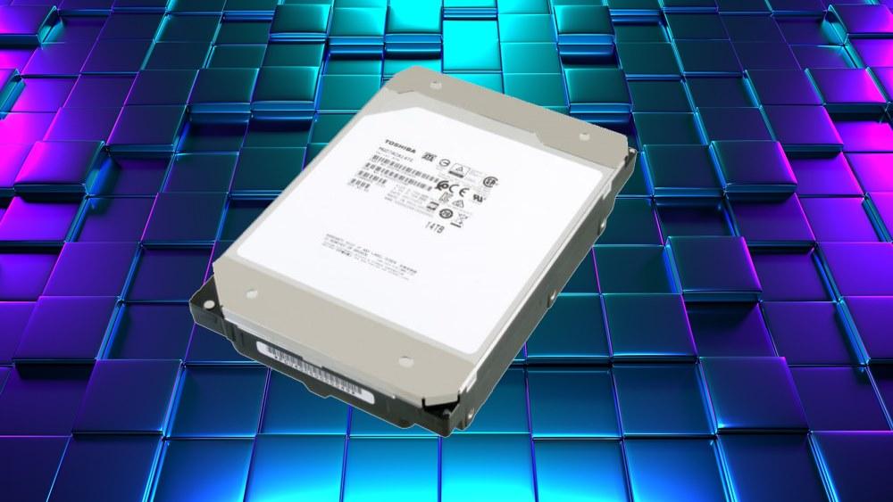 HDD Hamr mamr Toshiba 9 platos