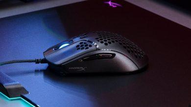 Photo of HyperX Pulsefire Haste es uno de los ratones mas ligeros, solo pesa 59 gramos