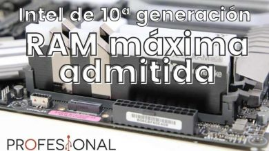 Photo of Velocidad de RAM máxima en placas Intel Z490, H470, B460 y H410