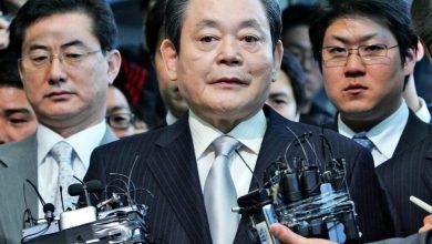 Photo of Fallece el presidente de Samsung y hombre más rico de Corea del Sur, Lee Kun-hee