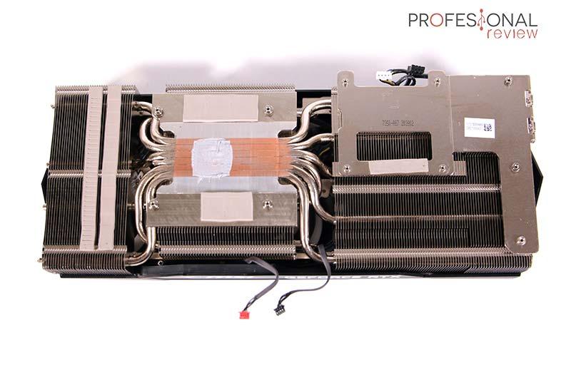 MSI RTX 3070 Gaming X Trio Disipador