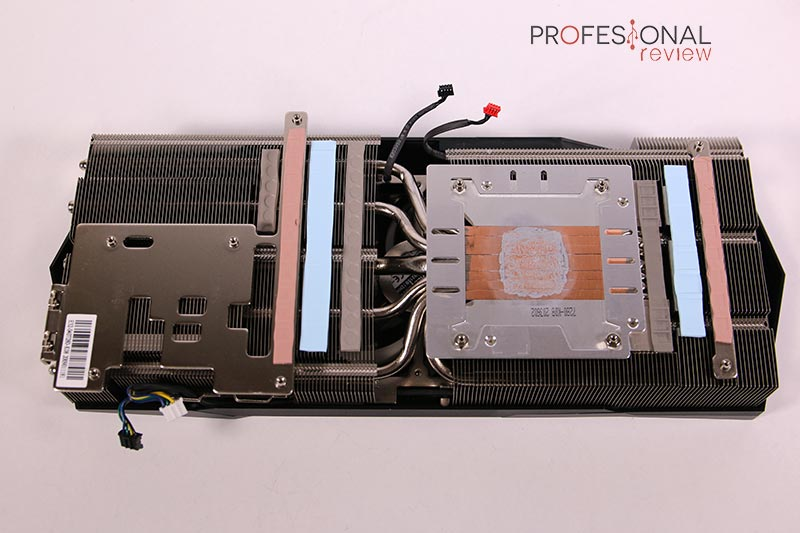 MSI RTX 3090 Gaming X Trio 24G Disipador