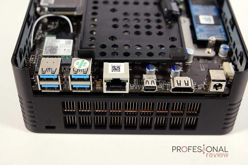 Minisforum EliteMini H31G Hardware