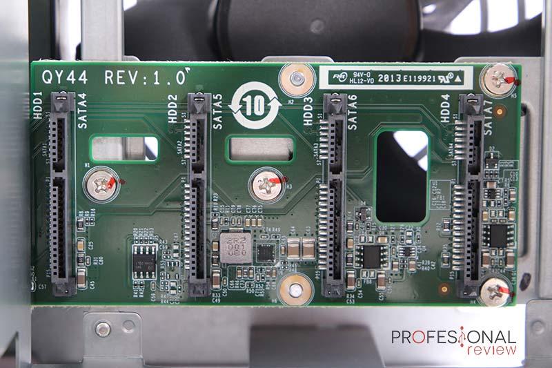 QNAP TS-431K Hardware