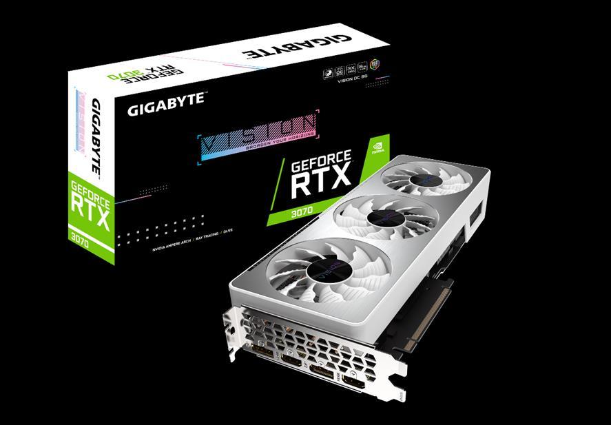 Gigabyte RTX 3070 VISION