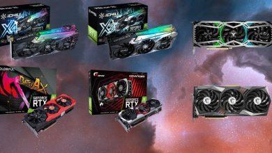 Photo of Los ensambladores dan detalles sobre sus GPU NVIDIA RTX 3070