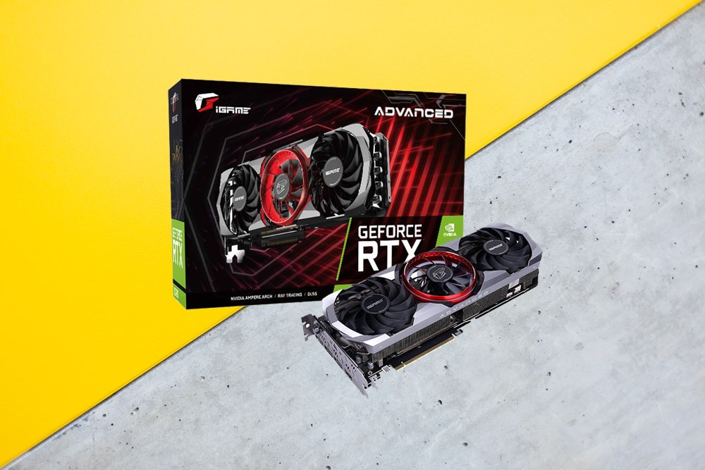 Colorful igame RTX 3070 advanced