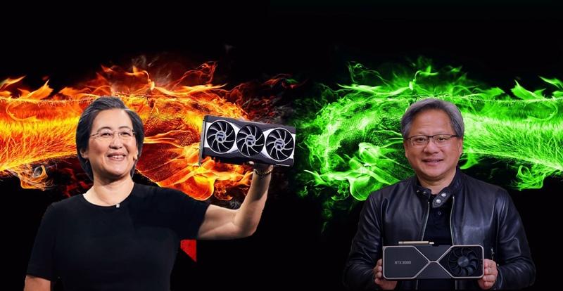 AMD RX 6000 vs NVIDIA RTX 3000
