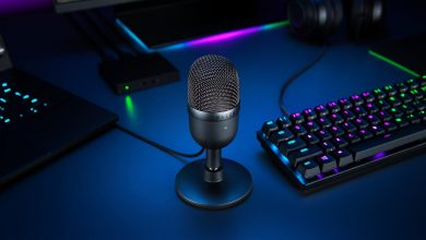 Photo of Razer Seiren Mini, el micrófono mas diminuto de la marca
