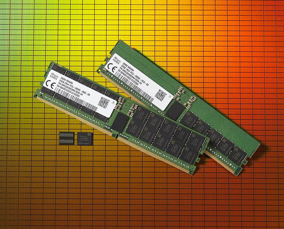 SK hynix memoria DDR5