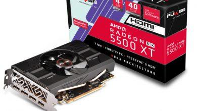 Photo of Sapphire lanza el Pulse RX 5500 XT SF en formato compacto