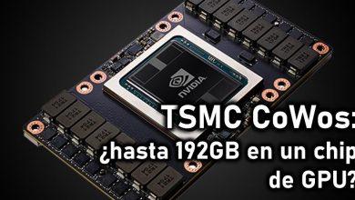Photo of TSMC producirá en 2023 su 6ª generación de CoWoS: hasta 192GB de HBM en un solo die