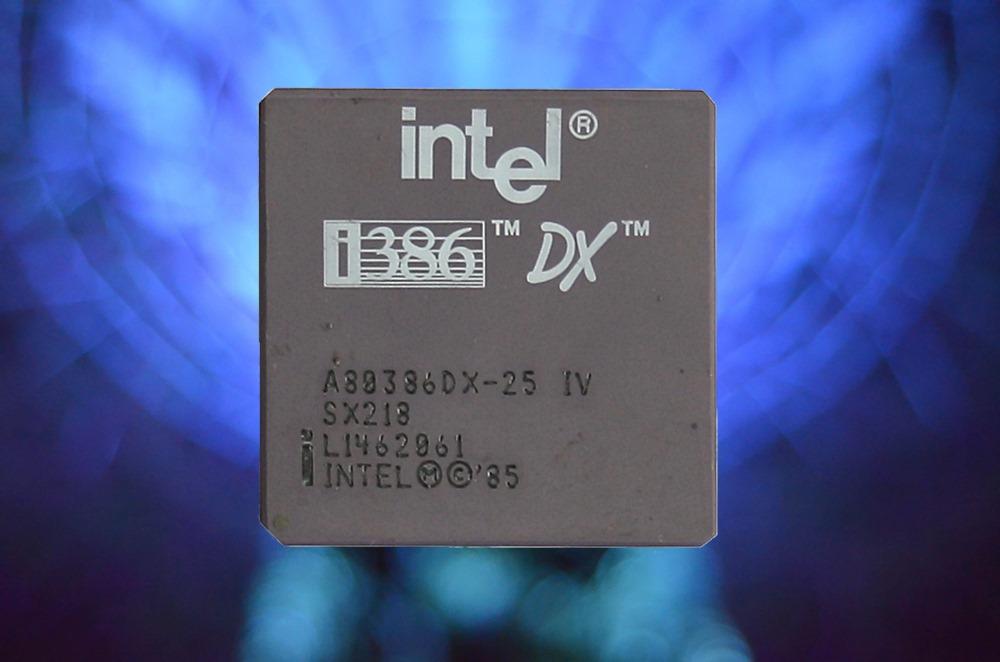 Intel 80386DX