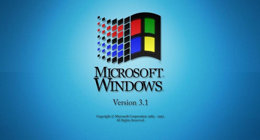 Windows 95 historia
