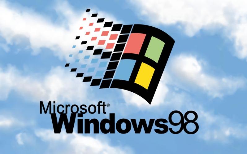 Windows 98 historia