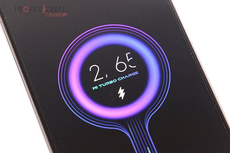 Xiaomi POCO X3 NFC Autonomía