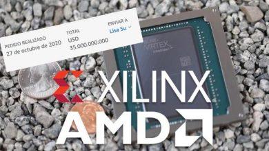 Photo of Ya es oficial: AMD compra Xilinx por 35.000 millones de dólares, compite con Intel en el mercado de FPGA