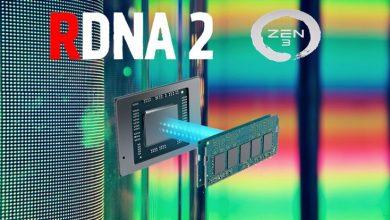 Photo of Las CPU AMD Rembrandt vendrán con 6nm, Zen 3 + RDNA2, DDR5 y USB4
