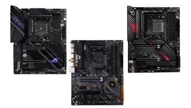 Photo of Asus lanza 3 placas base de gama alta, y anuncia la compatibilidad de sus B550, X570 y A520 con Zen 3