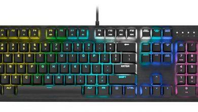 Photo of Corsair K60 RGB Pro: nuevo teclado mecánico con Cherry VIOLA