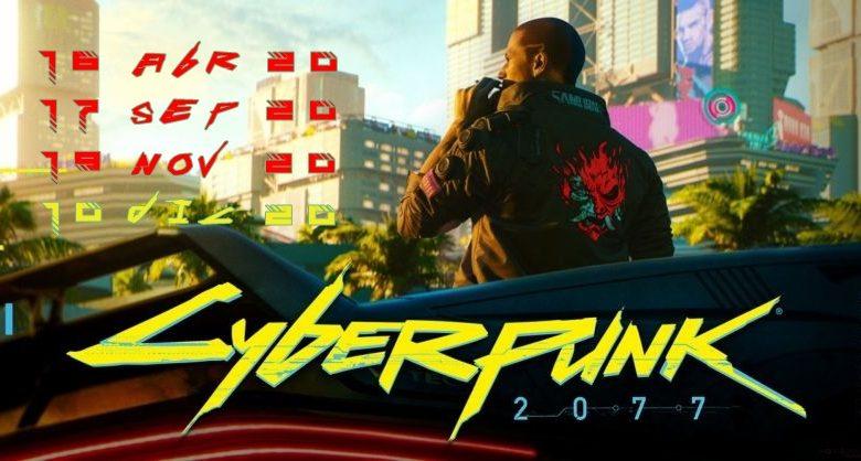 cyberpunk 2077 fecha salida