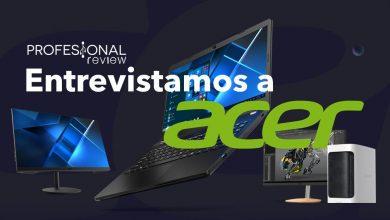 Photo of Entrevistamos a Acer para saber más sobre sus ordenadores, monitores y lanzamientos futuros