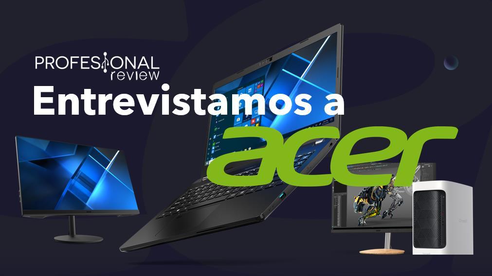 Entrevista a Acer