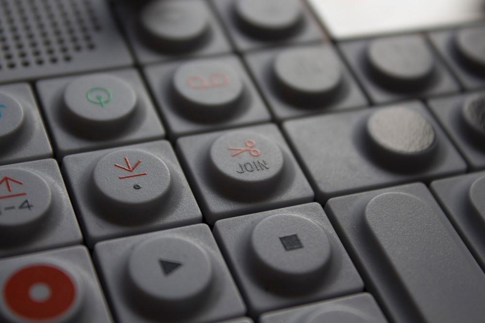 layout teclado