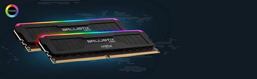 Crucial Ballistix RAM ofertas