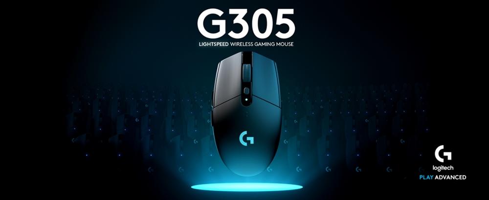 Logitech G305 inalámbrico