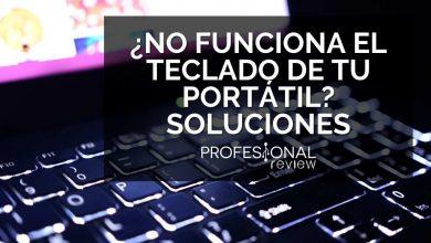 Photo of No funciona el teclado de mi portátil