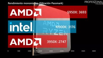 Photo of El AMD Ryzen 9 5950X bate más récords en Passmark: +16% en mononúcleo frente al i9-10900K