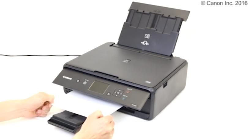 Arreglar una impresora atascada